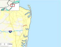 Show Route 66 Usa Map by New Jersey Route 66 Wikipedia