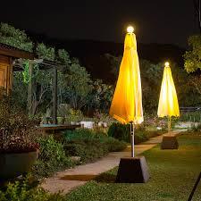 Solar Patio String Umbrella Lights by Patio Umbrella Lights For The Beautiful Patio Amazing Home Decor