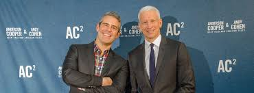 anderson cooper andy cohen tour headlines friday shows on sale