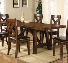 Walnut Dining Room Sets  Decor Love - Rooms to go dining chairs