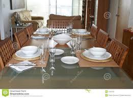 dining room table settings shonila com
