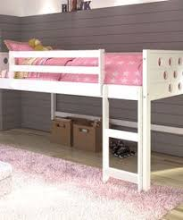 Low Loft Bunk Beds Maxtrix Perfect Low Loft Bed With Stairs Full Size White Bunk