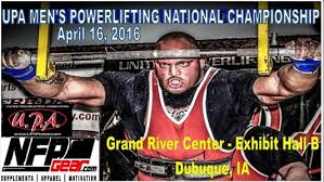 Bench Press Raw Record Eric Lilliebridge Sets The All Time Biggest Raw Total Upa Events