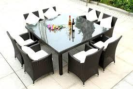 chaise en r sine tress e table et chaise en resine tressee 10 avec salon de jardin r sine