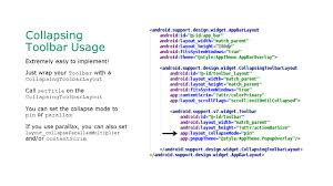 android layout collapsemode pearson webcast series ppt download
