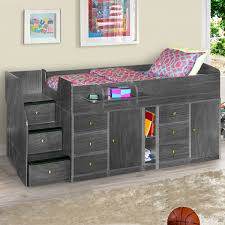 Twin Bedroom Sets Are They Beneficial Berg Furniture Sierra Captain U0027s Twin Bed With Drawers Cabinet