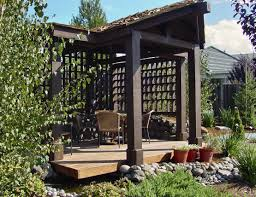 patio u0026 pergola how to build a garden pergola amazing pergola