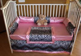 Animal Print Crib Bedding Sets Cheetah Print Crib Bedding Set All Modern Home Designs Unique