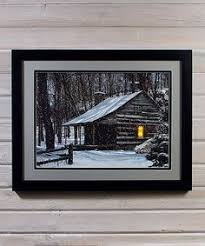lighted canvas art with timer look what i found on zulily 40 winter blessings lighted canvas