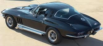 64 stingray corvette for sale 1965 corvette stingray although the split windows were by