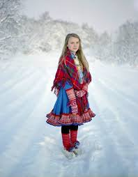 the sami reindeer herders of scandinavia tell a story with their