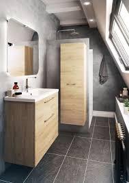 Déco Une Salle De Bain Tout En Bois Meuble Salle Bain Bois Design Ikea Lapeyre Côté Maison