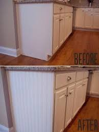 Just Cabinets And More by How To Make Ugly Stock Cabinets That Are Just Flat On Top And