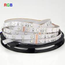 rgb led light strips ip20 no waterproof dc 12v 10m 5m rgb led strip light 2835 3528 smd