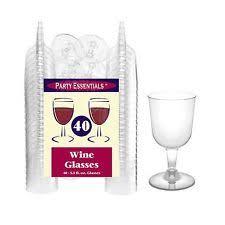 wine glasses for wedding glasses ebay