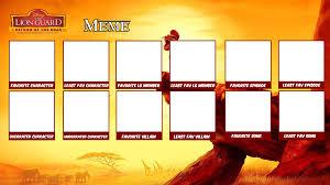 Lion King Meme Blank - twoworldsonekingdom s deviantart favourites
