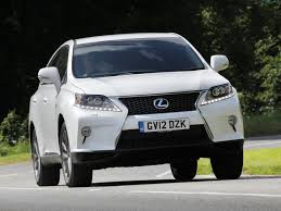 lexus 2014 white 2013 lexus rx 450h f sport front angle 6 u2013 car reviews pictures