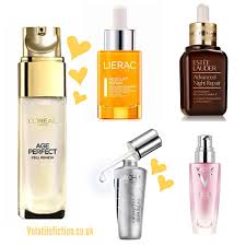 Good Combination Serums I Have Known And Loved U2013 The Best Serums For Ageing
