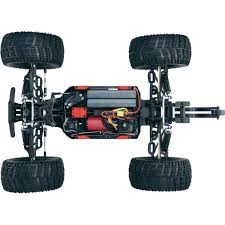 blue thunder monster truck videos thunder tiger mt4 g3 6s brushless rtr monster truck blue ttr6401