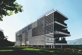 hi tech house rectangular and