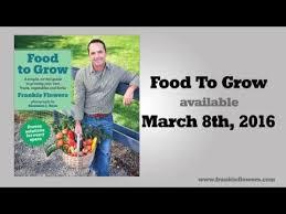Frankie Flowers - food to grow by frankie flowers youtube