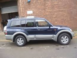 mitsubishi shogun 3 2 turbo diesel 7 seat 4x4 nice clean tidy jeep