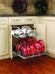 kitchen pan storage ideas diy knock organization for pots pans how to organize your