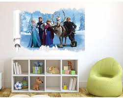 Frozen Kids Room by Frozen Wall Stickers Frozen Movie Wall Decals Romance Kids Sticker