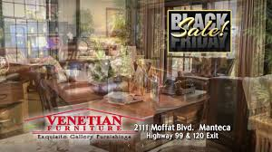 gallery furniture black friday venetian furniture of manteca black friday sale youtube