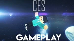Ces Map Ces Minecraft Special Map Space Map Youtube