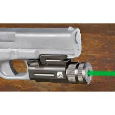 tactical light and laser ncstar tactical light green laser combo with quick release