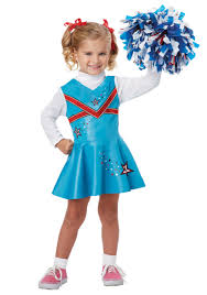 Halloween Cheer Costumes Toddler Cheerleader Costume