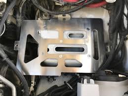 2005 toyota tacoma battery 2005 2017 toyota tacoma dual battery tray side by side