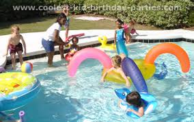 pool party ideas coolest pool party ideas for a preschool birthday party