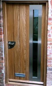 contemporary front doors contemporary front doors oak iroko and other woods bespoke doors