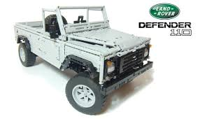 land rover 110 lego ideas land rover defender 110