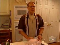 turkey brining secrets with alton brown from eats on food