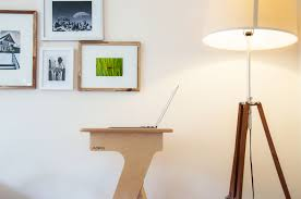 Standing Reading Desk Standing Desk Kickstarter Wood Decorative Desk Decoration