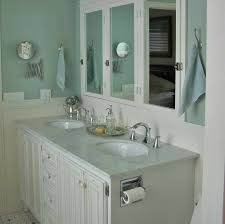 bathroom beadboard ideas fresh bathrooms with beadboard and tile 9591