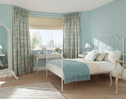 Light Blue Bedroom Curtains Types Of Noise Reducing Curtains With Light Blue Wall Http Www