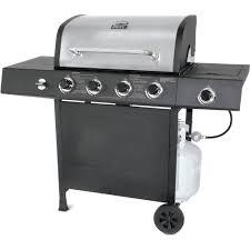4 burner lp gas grill with side burner hd deals com