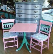 ohio tables and chairs painted and refurbished duncan phyfe table and chairs set for sale