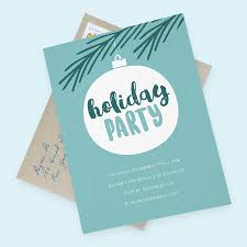 christmas cocktail party invitations 8 delightful holiday party ideas with matching invites