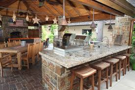 Patio Barbecue Designs Architectures Kitchen Ideas Outdoor Grill Island Built In Grills