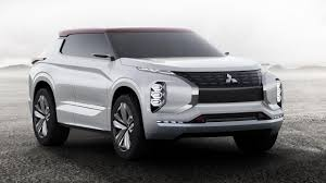 mitsubishi suv outlander 2016 mitsubishi unveils new gt phev concept top gear