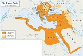 The Ottoman How Can The Geography Of The Ottoman Empire Be Described Quora
