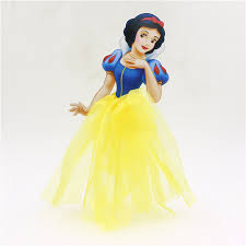 snow white princess cartoon cupcake topper pick for kids birthday