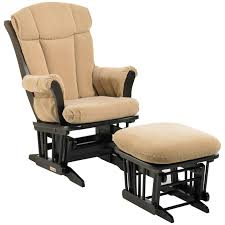 Gliding Rocking Chair Ideal Glider Rocking Chair For Home Decoration Ideas With Glider