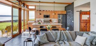 whidbey house modern prefab homes by stillwater dwellings contemporary u0026 luxurious