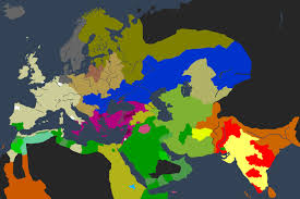 Africa Religion Map by Anyone Have A Religion Map For Charlemagne Crusaderkings